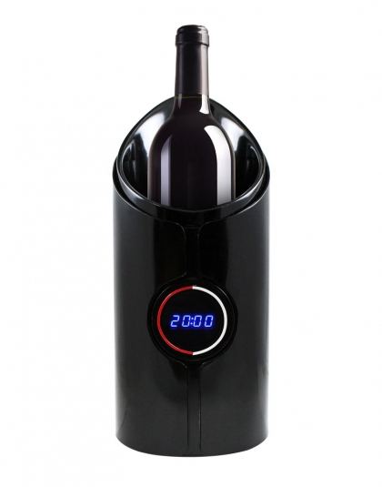 The Sonic Decanter in Black